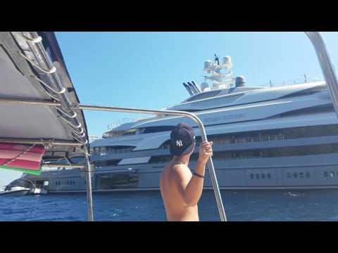 Ocean Victory Mega Yacht - Capri, Italy