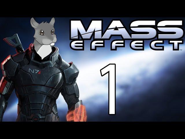 Welcome to Eden Prime - Mass Effect Legendary PC - Mass Effect 1 - Gameplay / Walkthrough - EP 1