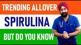 DON'T BUY SPIRULINA - Without Watching This | 100% Truth Exposed | WIth Proof | Dr.Education (Eng)