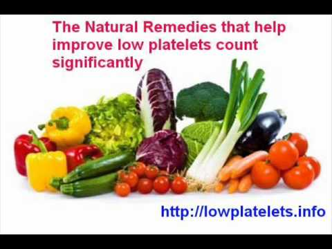 Best Natural Cure To Increase The Platelets