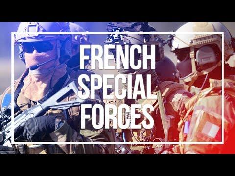 French Special Forces 2017 (GIGN, 1er RPIMa, Les Commandos Marines,13e RDP et 4e RHFS)