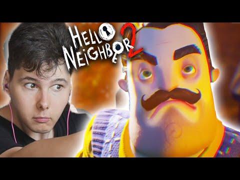 ФИНАЛ И ХОРОШАЯ КОНЦОВКА ПРИВЕТ СОСЕД 2 Hello Neighbor 2 Alpha 1