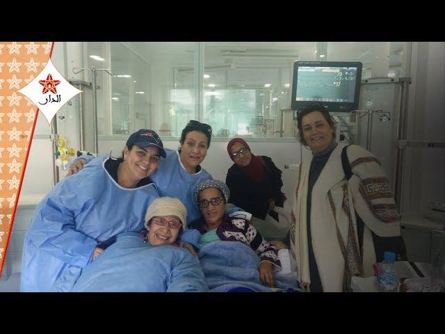 فنانون يساندون الممثلة زهور السليماني في محنتها بالمستشفى العسكري بالرباط