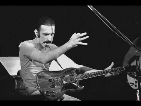 Frank Zappa - Willie The Pimp - 1970, Los Angeles (audio)