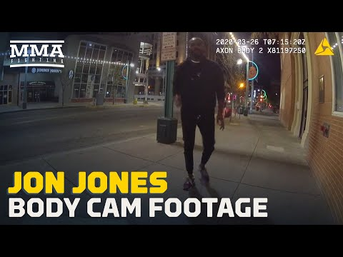 Jon Jones DWI