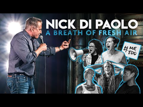 A Breath Of Fresh Air (4K OFFICIAL) | Nick Di Paolo