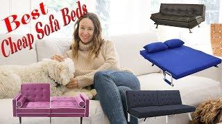 6 Best Cheap Sofa Beds | Cheap Sleeper Sofas