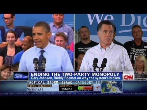 Third Party Candidates Talk Politics