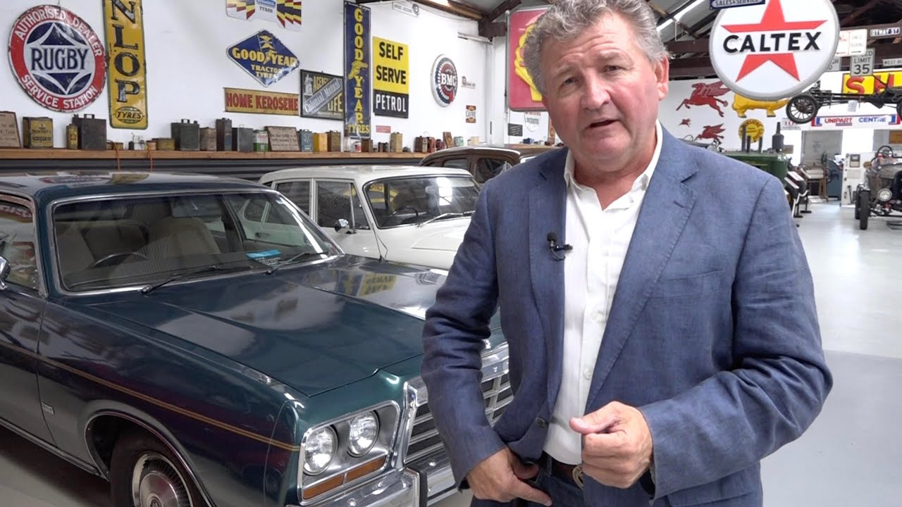 Portland Powerhouse Car Museum: Classic Restos - Series 43