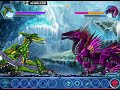 Мультик игра Роботы динозавры: Двуглавый дракон (Robot Twin-Headed Dragon)