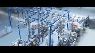 Презентационное видео о заводе Eskaro Group AB в Одессе(Подразделение Eskaro Украина входит в состав международной группы компаний по производству лакокрасочных..., 2014-03-23T18:36:14.000Z)