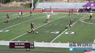Deseret News Rewind - Box Elder @ Viewmont (Girls Soccer) {9-18-18}