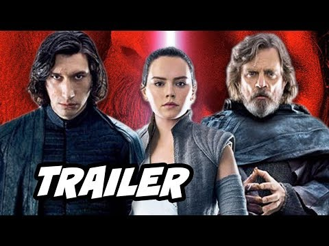 Download Youtube: Star Wars The Last Jedi Final Trailer and New Characters Teaser Breakdown