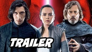 Star Wars The Last Jedi Final Trailer and New Characters Teaser Breakdown