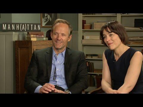'Manhattan': John Benjamin Hickey and Olivia Williams on Season 2's Heartbreaking Betrayals