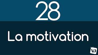 Le cerveau en 2 minutes : la motivation