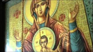 Храм Всех Черниговских святых. г.Чернигов. Крестный ход (2014).  Часть 2_2.(Во 2 части фильма