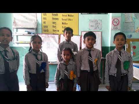 Group Poem | Save the Environment | GMPS Ganga Bhogpur