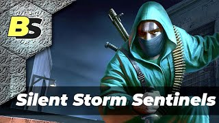 Let's Play Silent Storm: Sentinels! Part 1