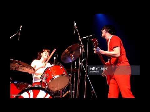 The White Stripes - Love Sick (Dylan). London Forum 2001 (4/18)