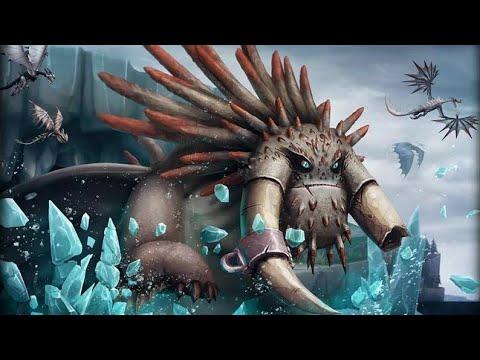 Unlocking Drago's Bewilderbeast - New Legendary Dragon - Dragons:Rise of Berk New Spring Update
