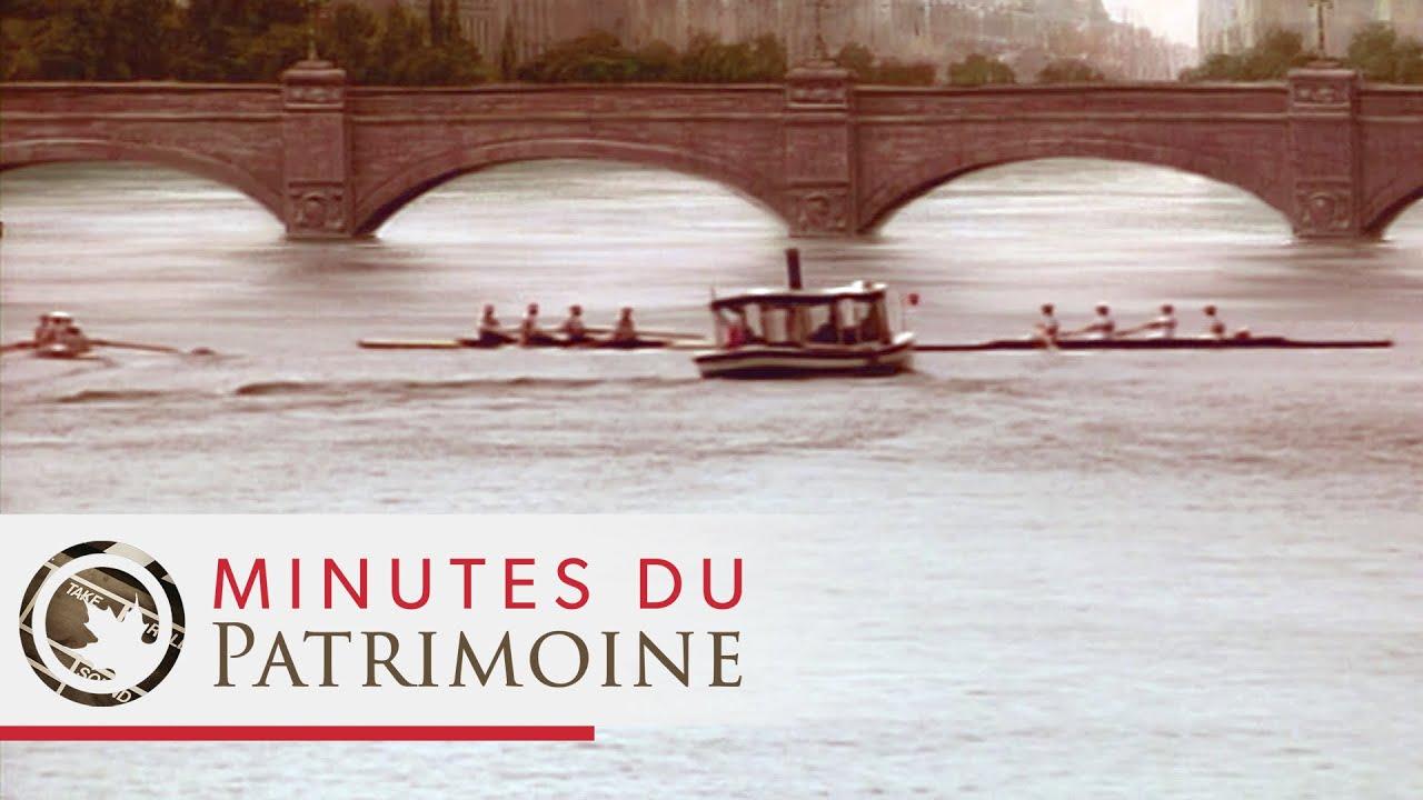 Minutes du patrimoine : L'équipe de Paris