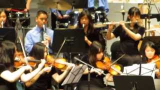 """William Tell Overture Abridged- SHCP """"Way Out West"""" Concert"""