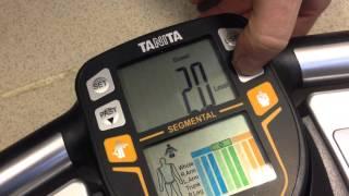 Как использовать весы ТАНИТА для семинаров по здоровью