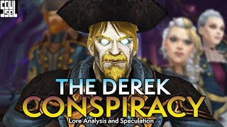 The Derek Proudmoore Conspiracy - Breakdown, Analysis and Speculation - World of Warcraft