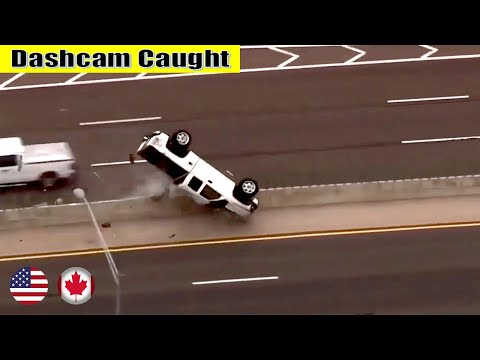 Ultimate North American Cars Driving Fails Compilation - 177 [Dash Cam Caught Video]