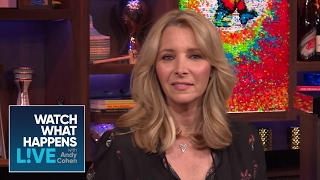 Lisa Kudrow's Gift From Taylor Swift | WWHL