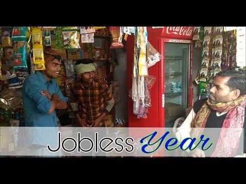 The JOBLESS year  2K18 ft. Maramat