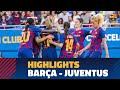 HIGHLIGHTS | Barça - Juventus (2-1)