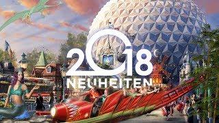 Neuheiten 2018 - Europapark