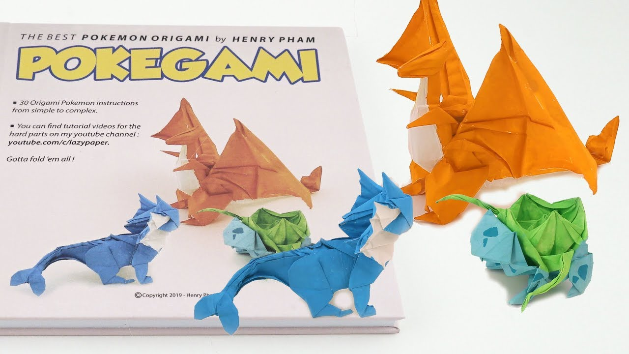 Origami Basics - Valley Folds and Mountain Folds Tutorial - YouTube | 720x1280