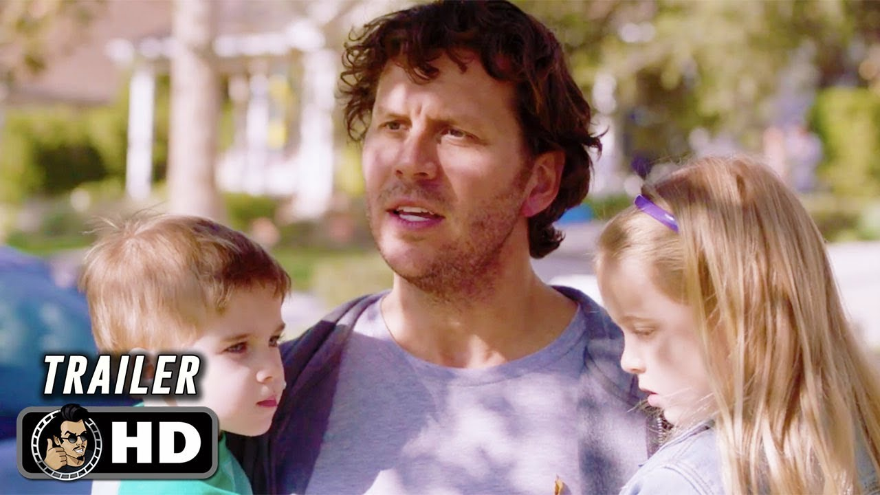 Andrea Anders Hot mr. mom official trailer (hd) hayes macarthur comedy