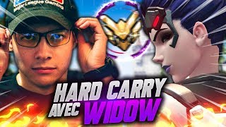 LOCKLEAR REPREND WIDOW !? I OVERWATCH RANKED HARDCARRY