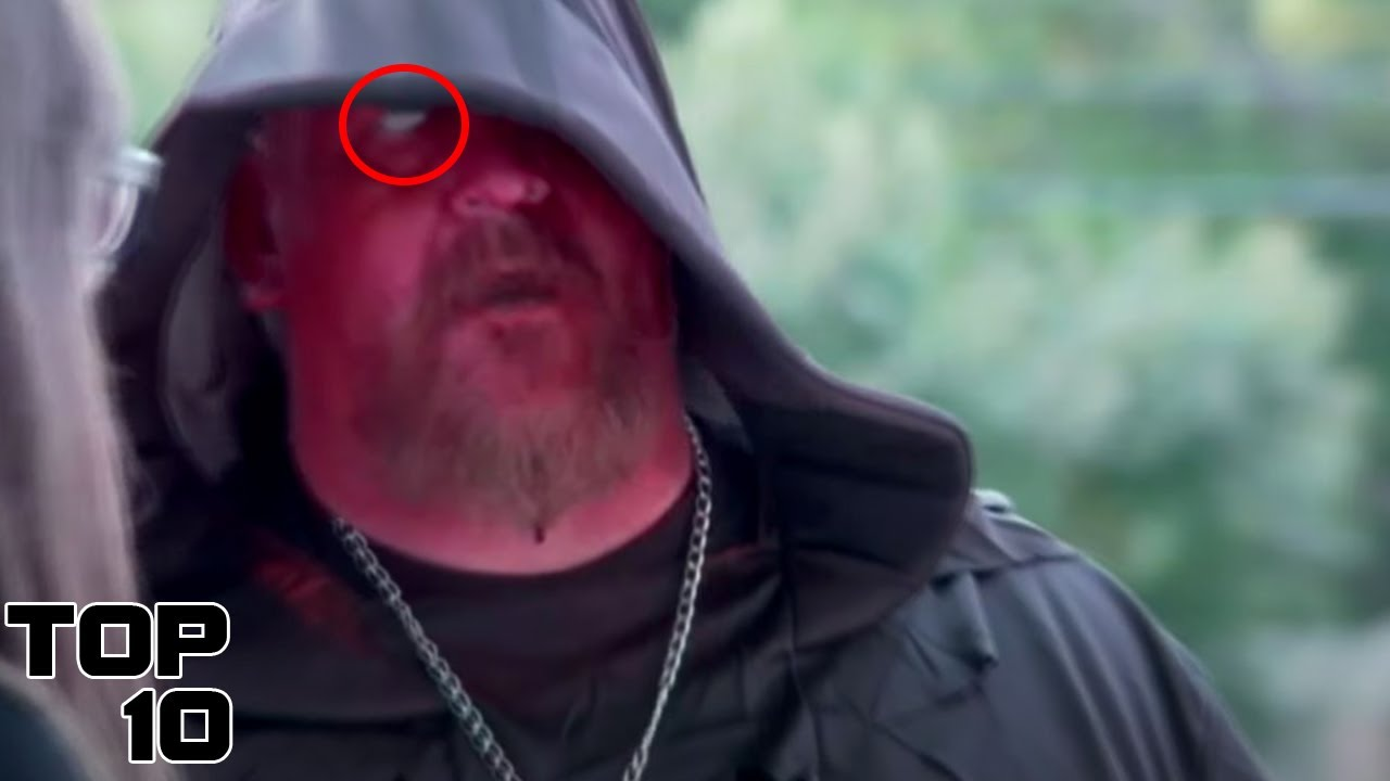 Top 10 REAL Satan Encounters That Left People Shook