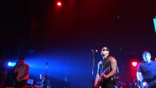 Good Charlotte - Intro+The Anthem @ Croc-Rock festival (Moscow, Russia 22.10.2011) HD