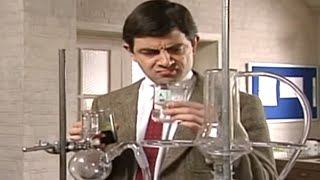 Mr. Bean: Chemistry Experiment thumbnail