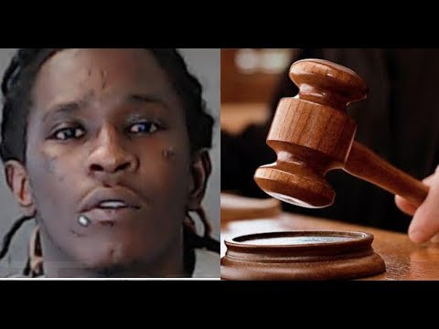Young Thug Court Case: Lawyers Allegedly Demand To Know If There are Snitches and Names of Them