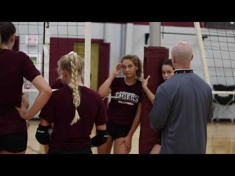 Campbellsville University Women's Volleyball: Eric Snyder #CUWired - Aug. 7, 2018