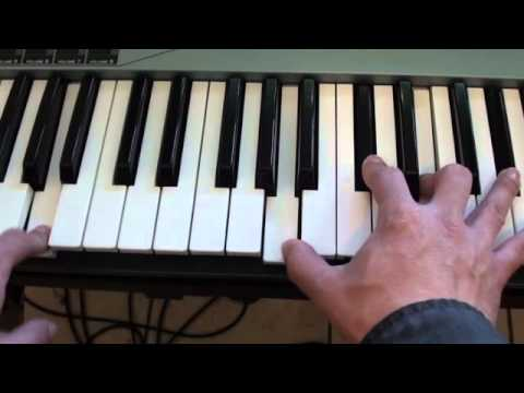 How To Play Aint It Fun On Piano Paramore Tutorial Youtube