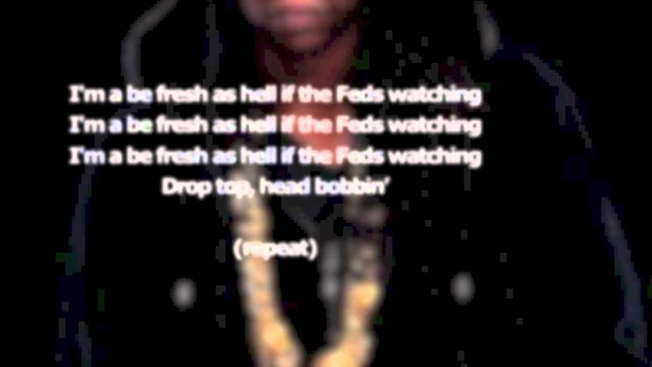Download 2Chainz Feds Watching Lyrics Video
