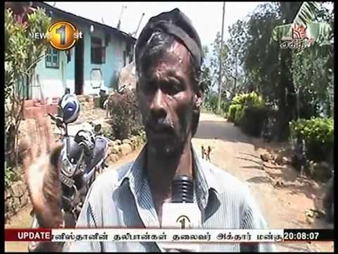 News 1st Prime time 8PM  Shakthi TV 22nd May 2016 Clip 5