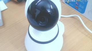 How to connect v380 camera in your   android phone Bangla and English tutorial