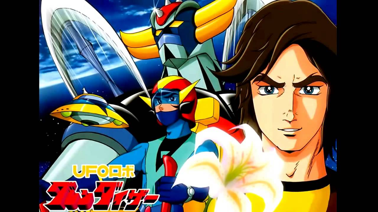 top best 80s robot anime cartoons youtube