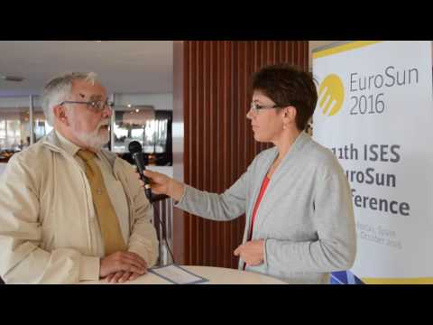 Roberto Román: Solar energy in Chile
