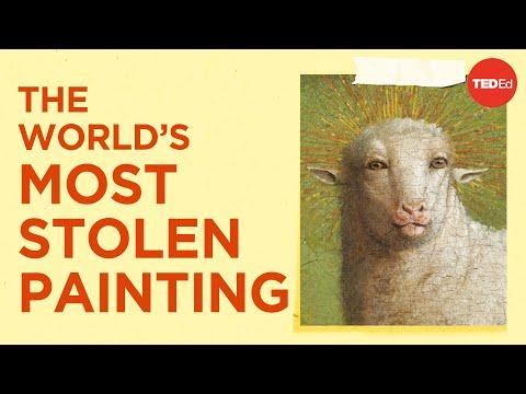 How Jan van Eyck's Masterpiece, the Ghent Altarpiece, Became the Most Stolen Work of Art in History