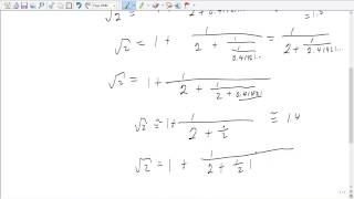 Continued Fractions 2